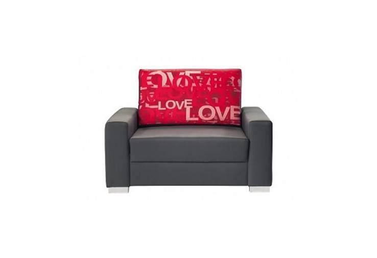 Fotelis DAX 1F Love