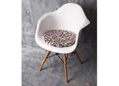 Pagalvėlė kėdei Akmenukai