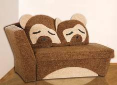 Miegamasis fotelis MEB-JUN-FOT